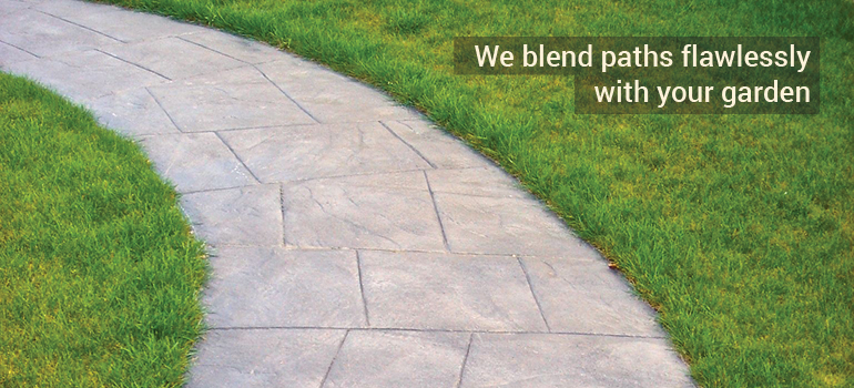 blend paths flawlessly